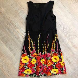 Spense floral dress